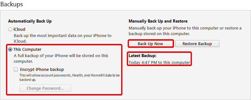 How to Find iPhone Backup Location and Delete Backups- Dr.Fone